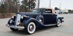 """<p>This sweet ride from the 1930s can be yours for <a rel=""""nofollow"""" href=""""http://www.ebay.com/itm/Packard-Twelve-/221933225013?vxp=mtr"""">$499,900</a>.</p>"""