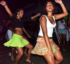 baile funk.