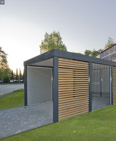 minimalist carport modern architecture pinterest search blue and stars. Black Bedroom Furniture Sets. Home Design Ideas