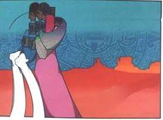 Amado Maurillo Pena Jr. Serigraph - 1987