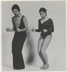 The official guide to Jazz dancing. Easy-to-follow instructions.
