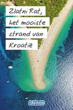 Het aantal kilometers strand in Kroatië? We wagen ons er niet eens aan om het te tellen; het zijn er eindeloos veel door de vele eilanden en de ligging aan de Adriatische Zee. Wat we wel durven te zeggen, is wat het mooiste strand is van Kroatië. Dat is namelijk zonder twijfel Zlatni Rat.
