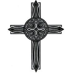 Cross Tattoo Designs - The Body is a Canvas Cross Tattoo Designs, Cross Designs, Tattoo Kits, I Tattoo, Tattoo Ideas, Armor Of God Tattoo, God Tattoos, Tatoos, Cross Wallpaper
