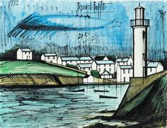 Bernard Buffet (1928-1999) Recommended by RAFO, Galleria Morcote & swissartgroup