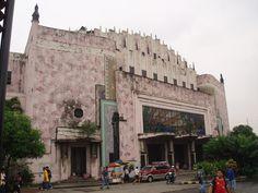 The Manila Metropolitan Theatre or MET is an art deco building designed by the Filipino architect Juan M. de Guzman Arellano