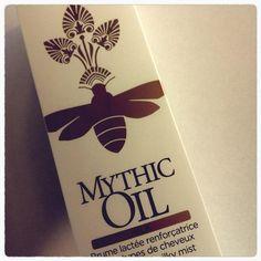 """""""Mythic Oil"""" par L'ORÉAL PROFESSIONNEL Ça c'est un truc de malade! Toutes les femmes devraient en avoir!"""