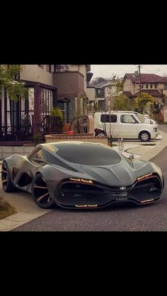 That Looks Like A Mean Car To Come Face To Face With