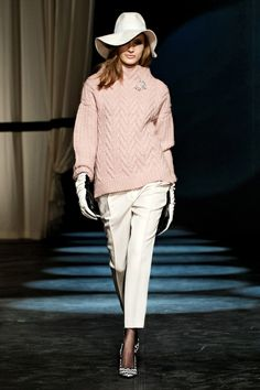 By Malene Birger, Fall 2013. Skip the hat, but otherwise, j'adore.