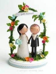 Resultado de imagen para adornos de pastel de bodas