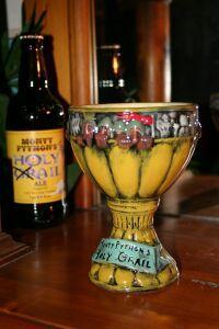 Monty Python's Holy Grail Goblet