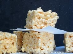 Rice Krispies treats (german)
