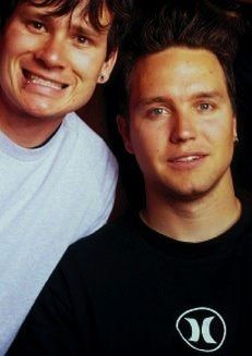 Back in the good days. Mark, you're so beautiful.