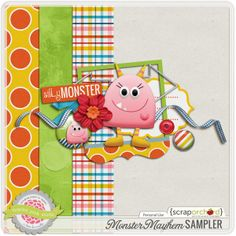 Scrapbooking TammyTags -- TT - Designer - Tickled Pink Studio, TT - Item - Kit or Collection, TT - Style - Sampler or Mini-Kit