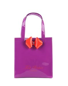 Ted Baker - TINYCON - Small bow ikon bag. £25