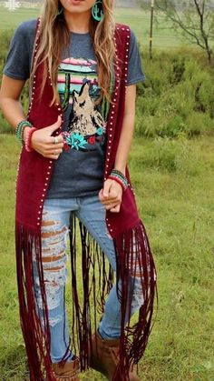 Like the vest....would look cute belted over a fitted sweater dress.