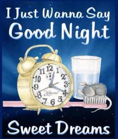 Good Night and sweetest of dreams. You are on my mind, have been as always.