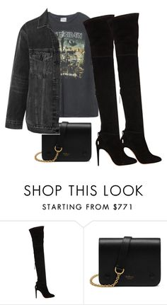 """casual glam?"" by jazziearmstrong ❤ liked on Polyvore featuring Brandy Melville, Aquazzura, Mulberry and Alexander Wang"