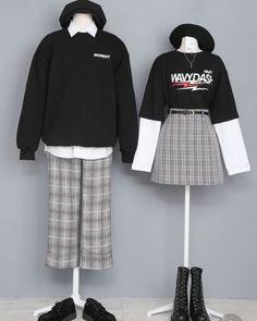 Women S Fashion Clothing Korean Fashion Trends, Korea Fashion, Asian Fashion, Korean Outfits, Trendy Outfits, Cool Outfits, Fashion Couple, Girl Fashion, Fashion Outfits