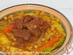 Libyan Couscous with Onion & Vegetables | Food Lover