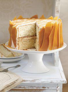 Gâteau triple caramel