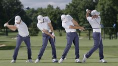 Swing Sequence: Paul Casey | Instruction | Golf Digest Paul Casey, Ryder Cup, Nike Vapor, Old School, How To Memorize Things, Paradise Valley, Golf Tips, Swings, Swing Sets