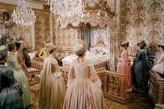 Louis XVI court