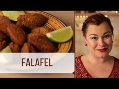 Comida árabe - Receita de falafel - YouTube