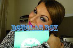Douglas Box of Beauty September 2012 unboxing