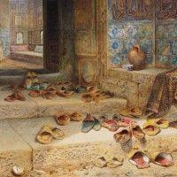 Charles Robertson - The Faithful at Prayer