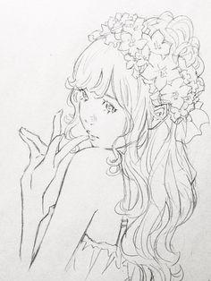 ふぅ… 疲れたんで気分転換のラクガキをサラサラッ by Eisakusaku