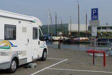 Camperplaatsen Elburg
