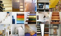 10 Clever Under-Stair Storage Space Ideas & Solutions - Yahoo! Homes
