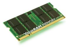 Kingston ValueRAM memory - 512 MB - SO DIMM 200-pin - DDR II ( KVR667D2S5/512 ) Storage Capacity - 512MB. Technology - DDR2 SDRAM. Form Factor - 200-pin.  #Kingston #CE