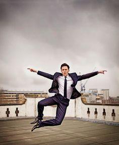 I love this photoshoot!  Tom Hiddleston | Copyright Sarah Dunn | Check out her portfolio her: http://www.sarahdunnphoto.co.uk/men/