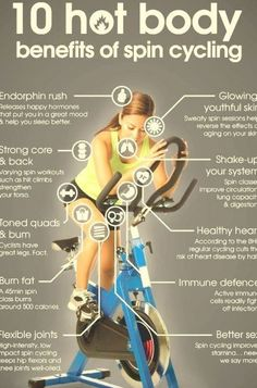 Spin Bike Workouts, Bicycle Workout, Cycling Workout, Recumbent Bike Workout, Fitness Workouts, Bike Spinning, Spinning Workout, Indoor Cycling Bike, Cycling Bikes
