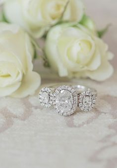 Featured Photographer: Blynda Dacosta Photography; Gorgeous engagement ring;