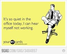 Haha Nothing More Uncomfortable Then The Sound Of Your Own Procrastination  And Laziness!!