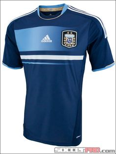 2f3ad51d521 adidas Argentina Away Jersey 2011...$71.99 Football Design, Football Kits,  Football