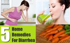 Top 5 Home Remedies For Diarrhea