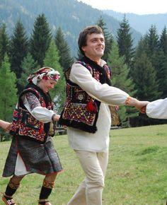 Carpathians dancing..., W Ukraine, from Iryna