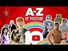 #HappyBirthdayYouTube: 10 Years of Content, 26 Video Categories, and 1 billion users | Social Media Today