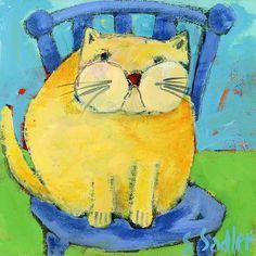 Susan Sadler paintIngs, - Google Search Cat 2, Framed Prints, Painting, Art, Art Background, Painting Art, Kunst, Paintings, Performing Arts