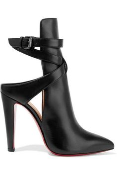 12 Stunning High Heels and Wedges To Wear This Summer - Christian Louboutin - Pointipik 100 Leather Pumps - Black may contain affiliate links The Best of shoe in Dream Shoes, Cute Shoes, Me Too Shoes, Trendy Shoes, Casual Shoes, Bootie Boots, Shoe Boots, Women's Shoes, Girls Shoes