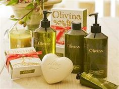 Now at Nurture Spa! Olivina is by far my new fave bath & body brand...so great.