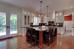 Stunning open concept kitchen | 490 Jeanette Drive, Oakville