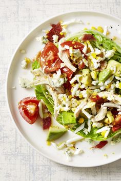 Rotisserie Chicken Cobb Salad - GoodHousekeeping.com