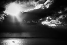Lonely at sea. Fine Art prints available here - http://neilalexander.photoshelter.com/gallery/Malta/G0000O2UZsEis9fM