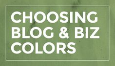 How to Choose the Best Color Scheme