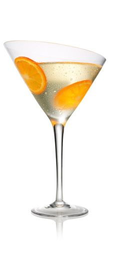 """Appeal To Me""    2 Parts SVEDKA Vodka  ½ Part Crème De Peche  ½ Part Dolin Dry  Dash Orange Bitters    Stir ingredients, strain into a martini glass, and garnish with an orange wheels."