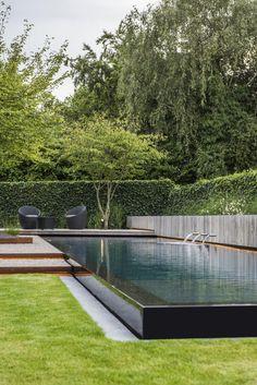 residential landscaping outdoor spaces | Onze tuinen - Stijn Phlypo Tuindesign